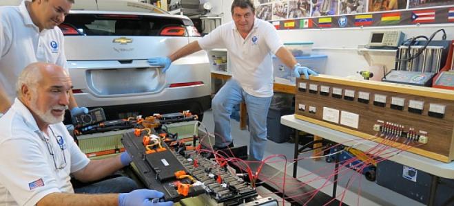 Vehículos Eléctricos, Funcionamiento y Diagnóstico - USA