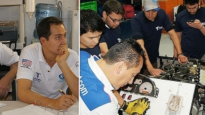 Admisión al Programa Master en Electrónica Automotriz