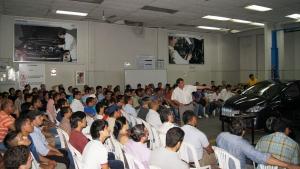 Seminario en la Universidad Internacional