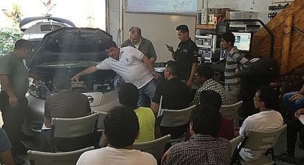 Módulo introducción Presencial: Introducción a los Vehículos Híbridos y Eléctricos