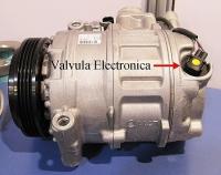 Compresores Electrónicos en equipos de aire acondicionado