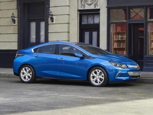 El Chevrolet Volt segunda generación