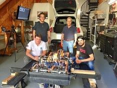 CLASE  - Introducción a las Baterias de Litio en Vehículos Eléctricos
