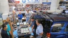 Curso Baterías de Vehículos Híbridos - EC