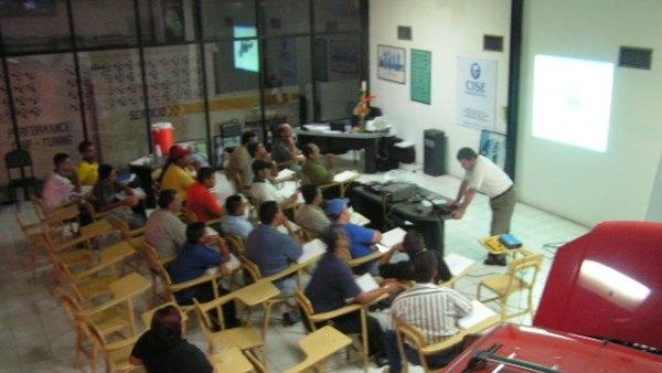 Curso de Diagnóstico sobre  PCM - Sensores y Actuadores