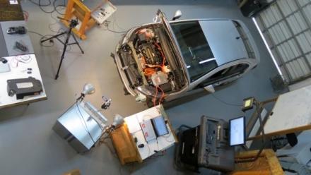 Módulo Introductorio en Vehículos Híbridos y Eléctricos