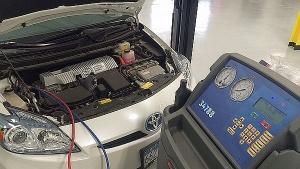 Especialidad sistema de frenos y dirección en híbridos - Aire Acondicionado y calefacción