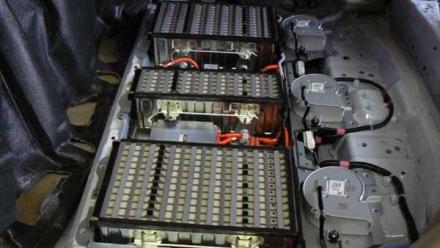 Curso Baterias de Híbridos y Vehículos enchufables