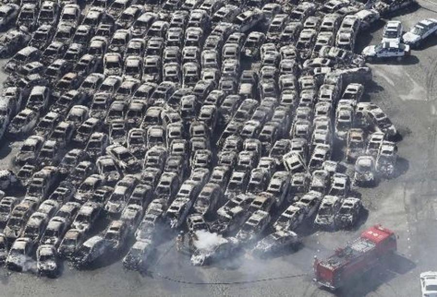 Japon La Industria Automotriz Tras El Tsunami