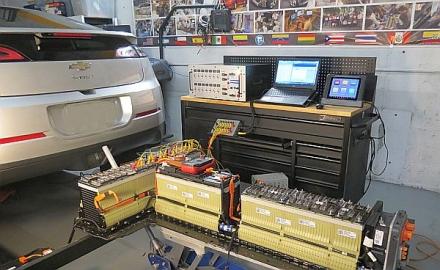 Curso Online - Iniciación en Tecnología de Autos Hibridos y Eléctricos