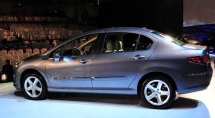 Peugeot 408 - Lanzamiento en China
