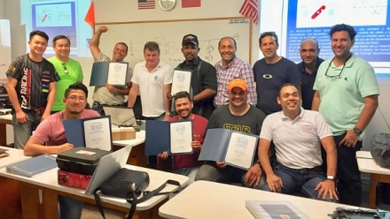 Opción 1 - Miami Electromobility Training 2021