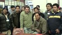 Primer curso de  Híbridos en Bolivia