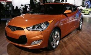 Hyundai presenta el Veloster 2012