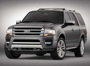 Ford Expedition 2015 estrena el motor Ecoboost