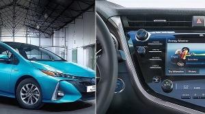 Toyota Prius 4G 2018 - Las Vegas Show SEMA - AAPEX