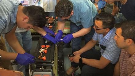 Curso Presencial 10 - Funcionamiento, mantenimiento y reparación de baterías de vehículos híbridos
