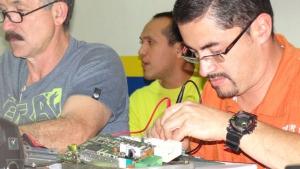 Curso de Reparación de Computadoras Automotrices Nivel I