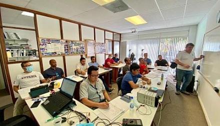 Virtual Boot Camp en Diagnóstico de Fallas de Vehículos Eléctricos