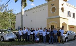Opción 3 - Miami Electromobility Training 2021