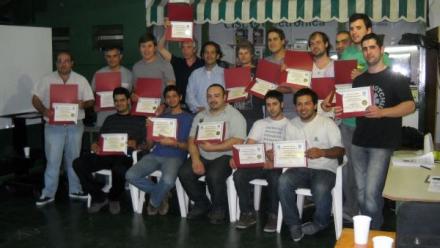 Master 2011 en Argentina