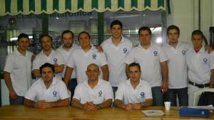 Culminación Técnico Master 2010 en Buenos Aires - Argentina