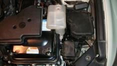 Problema en inversor de Toyota Highlander Hibrida