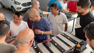 Diagnóstico de fallas en vehículos eléctricos - ES
