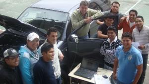 Técnico Master Cise-Espel 2011