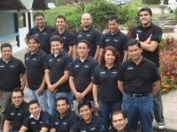 Culminación Técnico Master 2010 en Quito - Ecuador