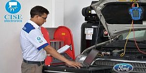 Técnico Informático Automotriz