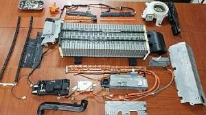 CLASE  - Mantenimiento de baterías de vehículos Híbridos
