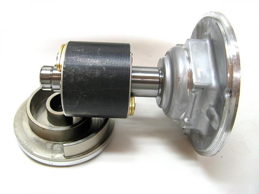 compresor de aire acondicionado de autos. compresores de aire acondicionado en vehículos híbridos y eléctricos compresor autos d