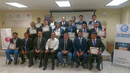 Programa Técnico Master en Electrónica Automotriz 2018