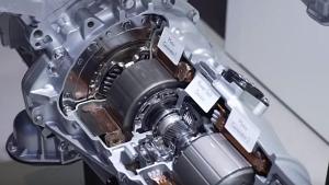 Transmisiones de los vehículos híbridos y eléctricos - EC