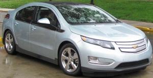 Chevrolet Volt: El auto del año